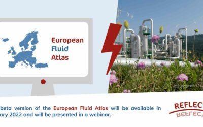 The European Geothermal Fluid Atlas campaign